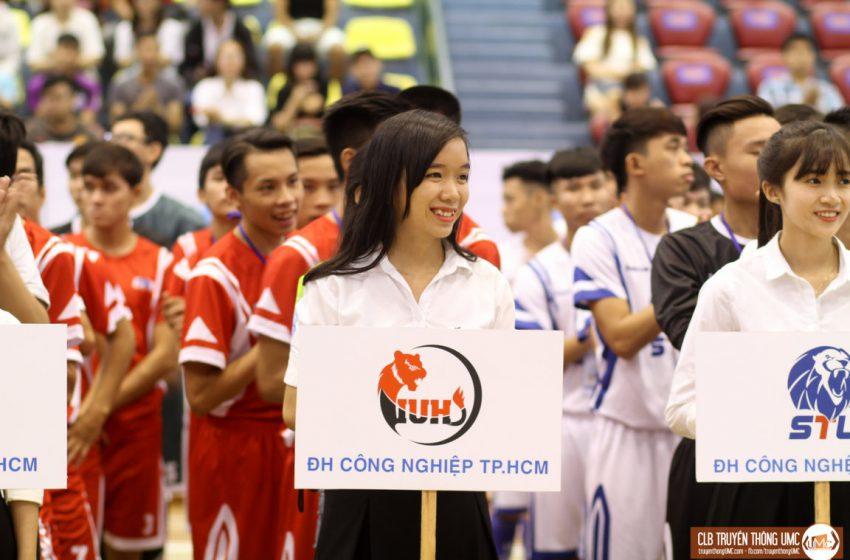 Lễ khai mạc giải Thể thao Sinh viên Việt Nam (VUG) lần thứ 5