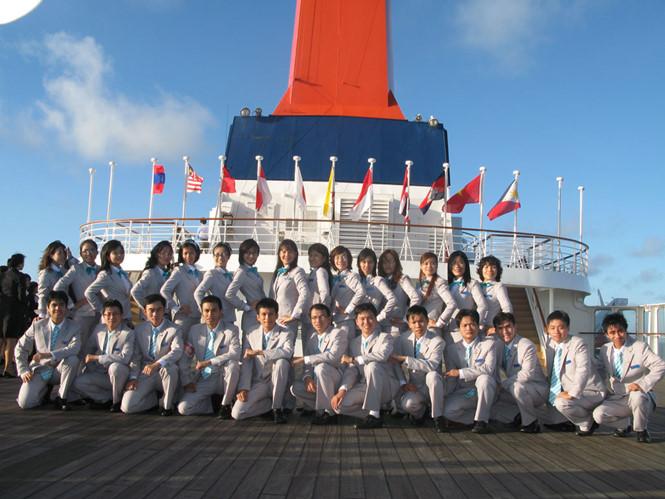 Tuyển đại biểu tham gia chương trình Tàu Thanh niên Đông Nam Á – Nhật Bản