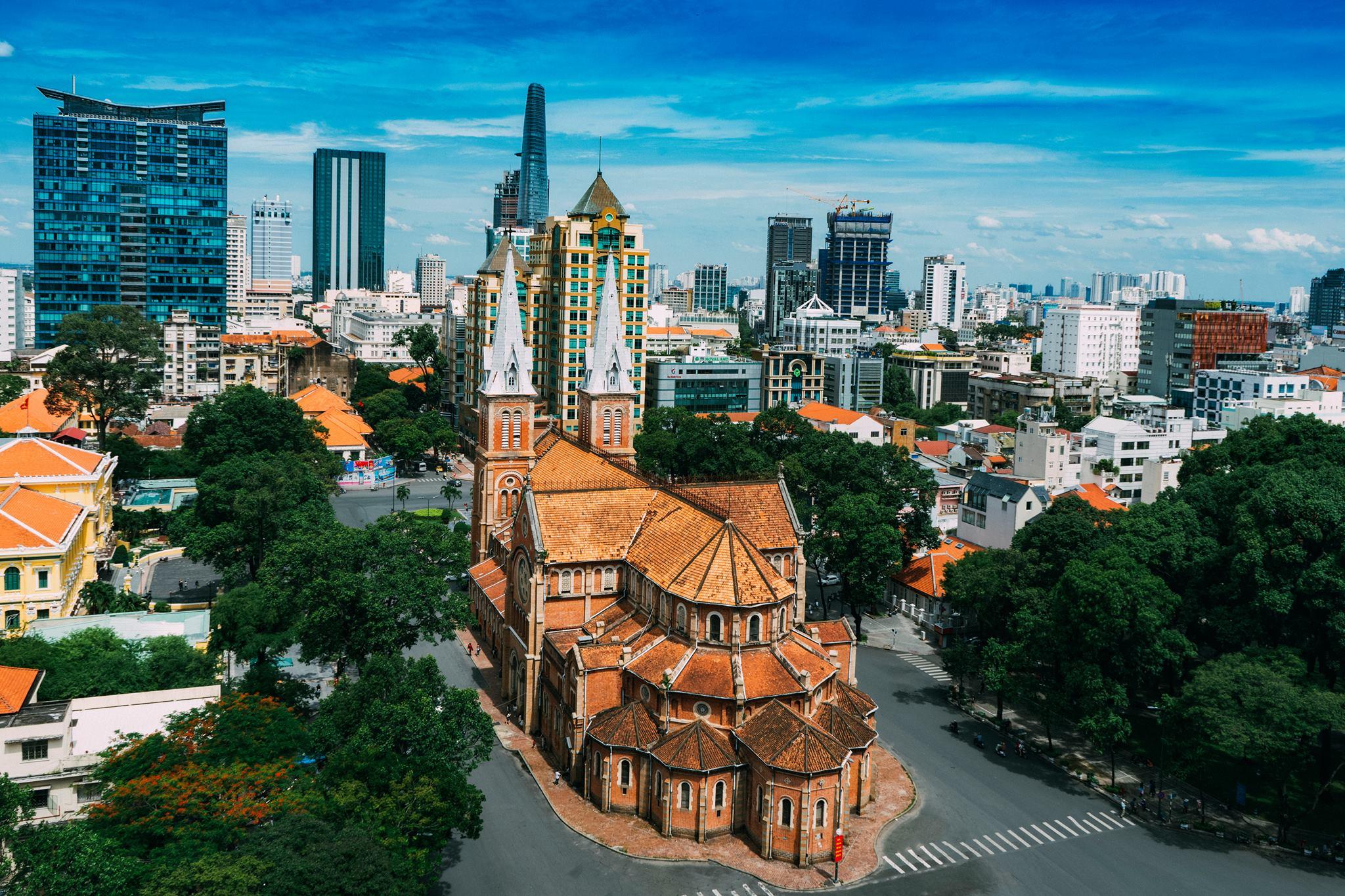 Bộ ảnh bình dị – Có một Sài Gòn thân thương như vậy