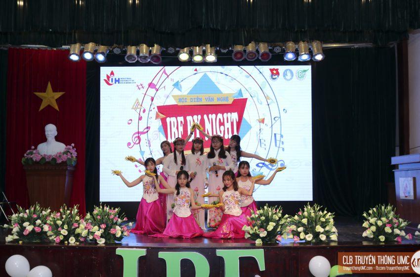 """""""IBF BY NIGHT""""-Hội diễn văn nghệ mang nhiều khung bậc cảm xúc"""