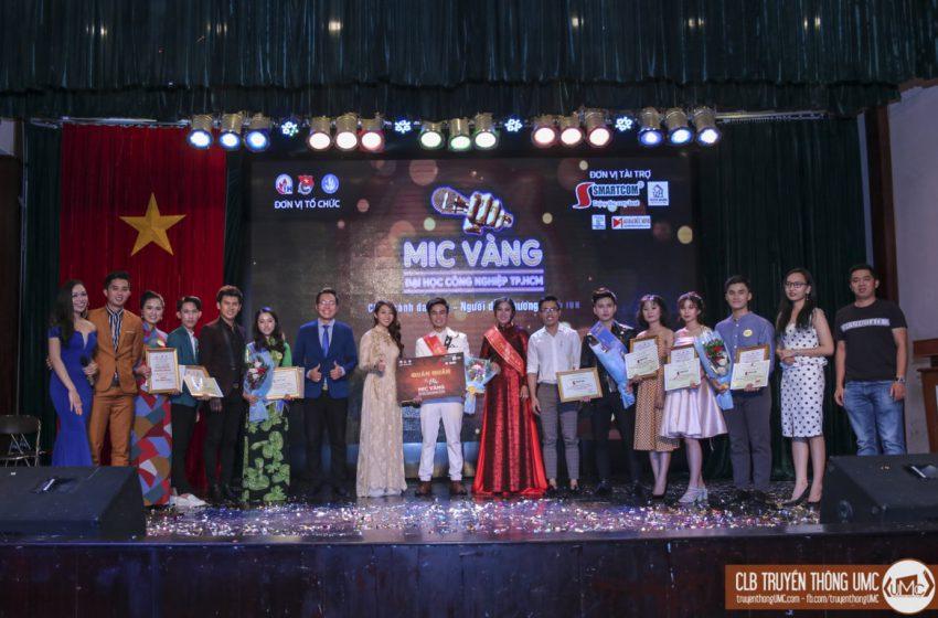 """""""Chung kết MIC Vàng 2018"""" – Tân Quán quân lộ diện với chiến thắng thuyết phục"""